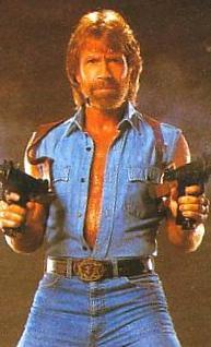 Chuck Norris je šef - forum MMA.si
